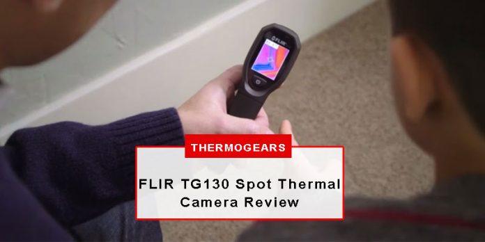 FLIR TG130 Spot Thermal Camera Review