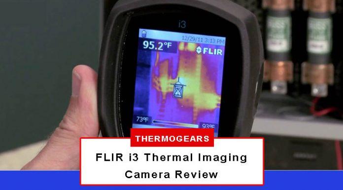 FLIR i3 Thermal Imaging Camera Review