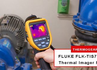 FLUKE FLK-TIS75 30HZ Thermal Imager