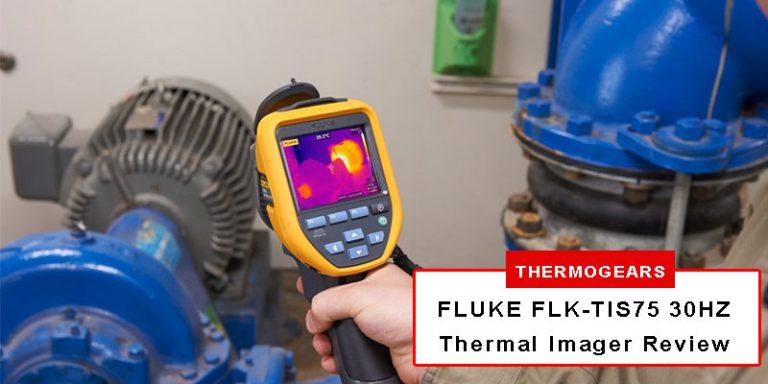 FLUKE FLK-TIS75 30HZ Thermal Imager