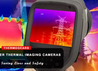 Firefighter Thermal Imaging Cameras