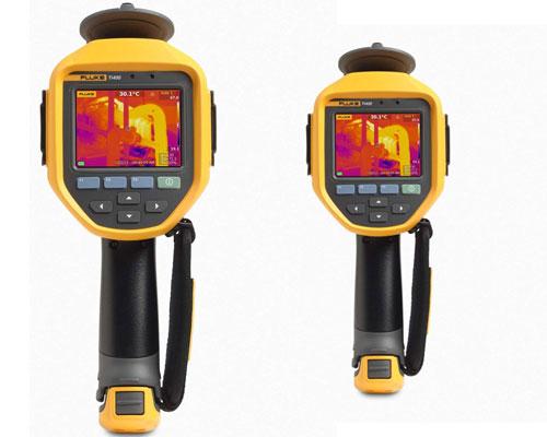 Fluke TI400 thermal imager