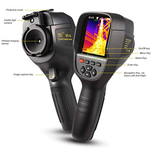 Most affordable Hti-series thermal camera