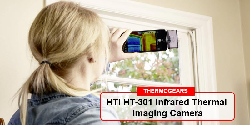 HTI HT-301 Infrared Thermal Imager