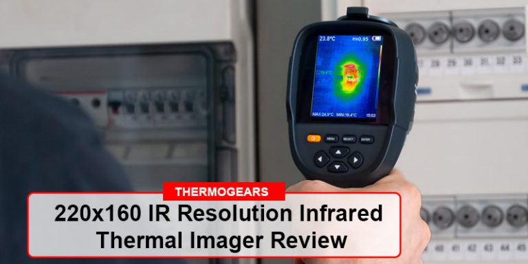 IR Resolution Infrared Thermal Imager