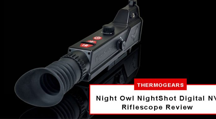 Night Owl Optics NightShot Digital Night Vision Riflescope review