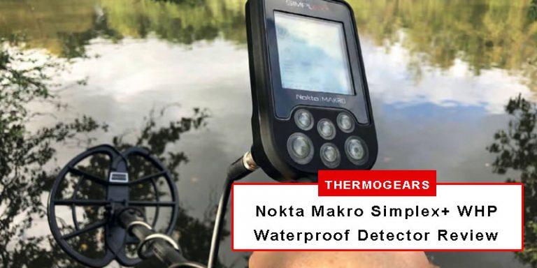 Nokta Makro Simplex + WHP Waterproof Detector Review