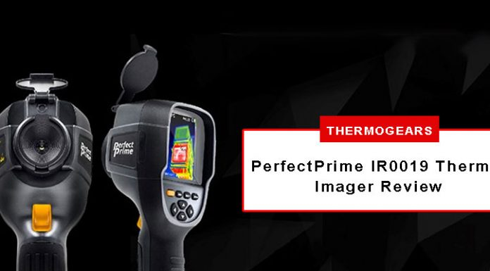 PerfectPrime IR0019 Thermal Imager Review