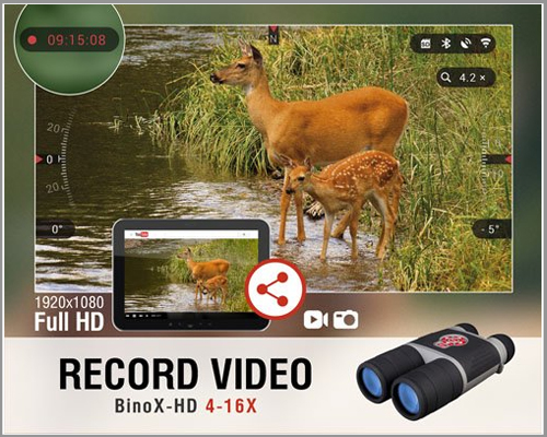 Record HD Video