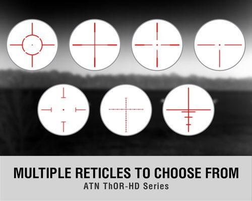 Reticles