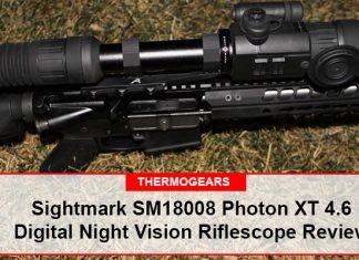 Sightmark SM18008 Photon XT 4.6 Digital Night Vision Riflescope