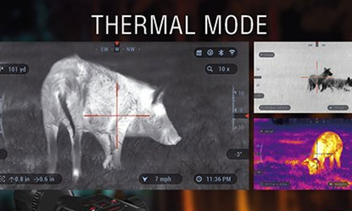 Thermal Resolution