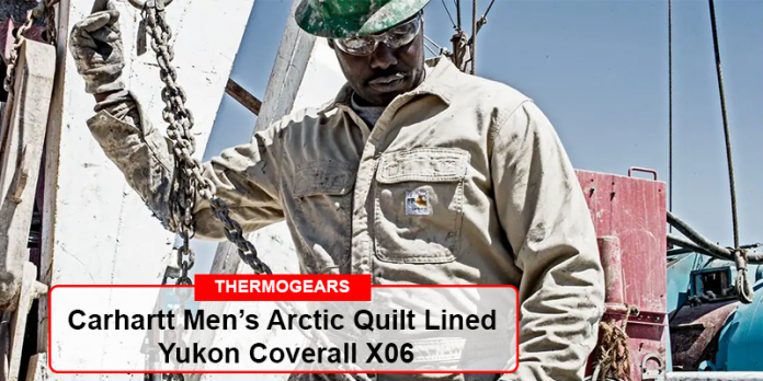 Yukon Coverall X06 Review