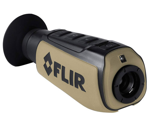 flir scout iii 240 imager