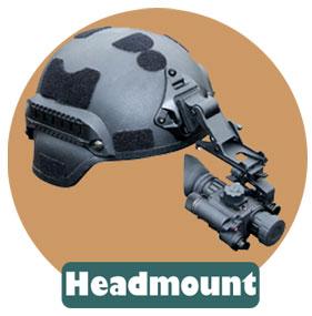 headmount-monocular