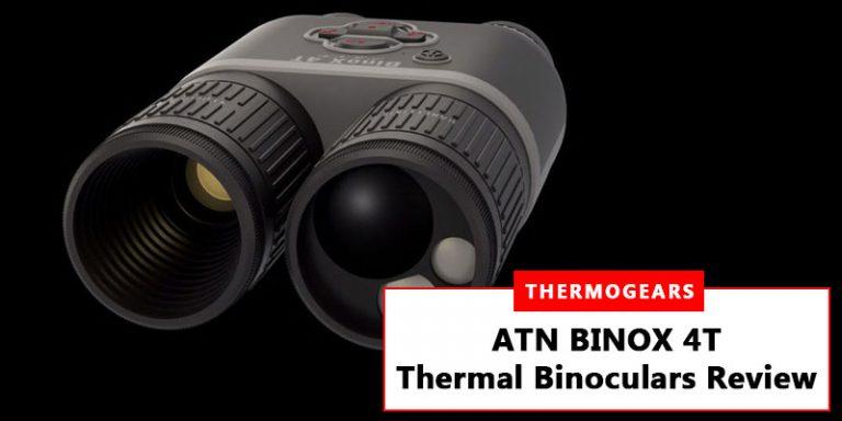 ATN BINOX 4T Thermal Binoculars Review