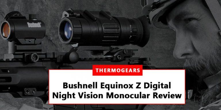 Bushnell Equinox Z Digital Night Vision Monocular