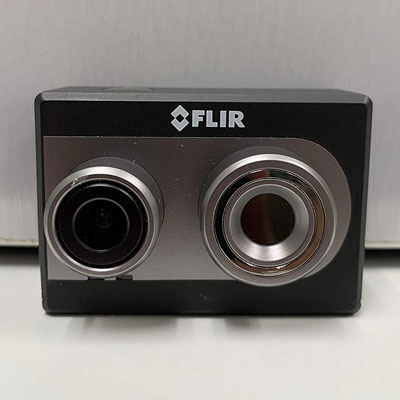 FLIR 0100-01-00S Duo Dual Sensor Drone Thermal and Color HD Camera