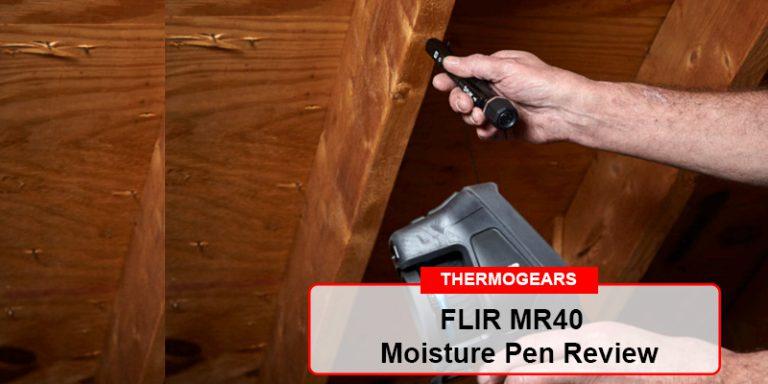 FLIR MR40 moisture pen