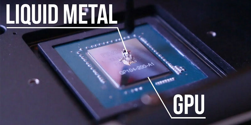 Liquid Thermal paste