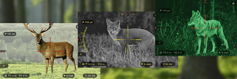Smart HD Riflescope