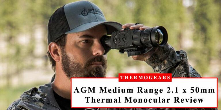 AGM Global Vision Asp Medium Range Thermal Imaging Monocular