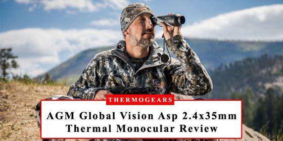 AGM Global Vision Asp Thermal Imaging Monocular