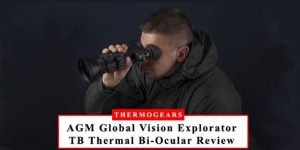 AGM Global Vision Explorator TB Thermal Imaging Bi-ocular