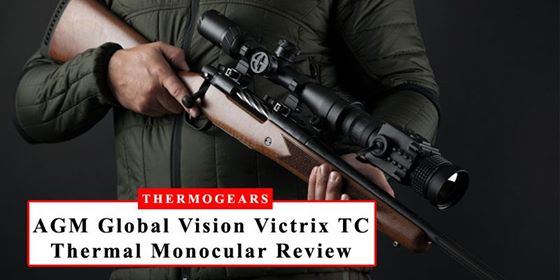 AGM Victrix TC Thermal Monocular