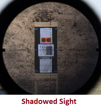 Eyebox Shadowed Sight
