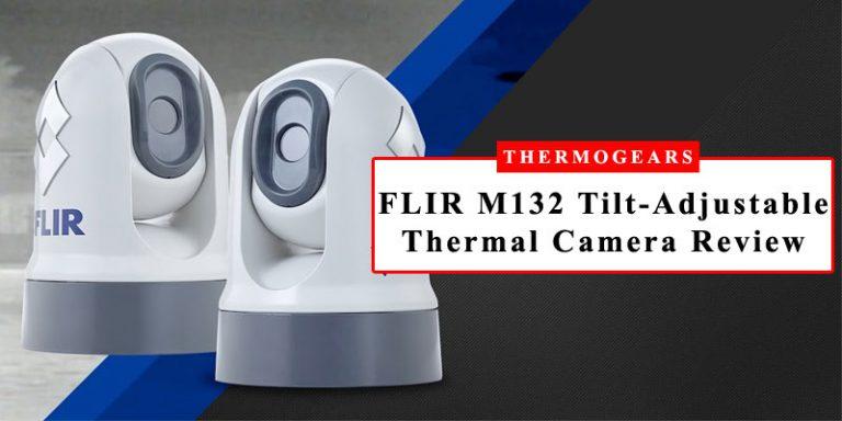 FLIR M132 Tilt-Adjustable Thermal Camera