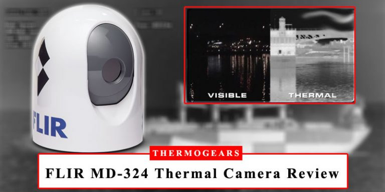 FLIR MD-324 Thermal Camera