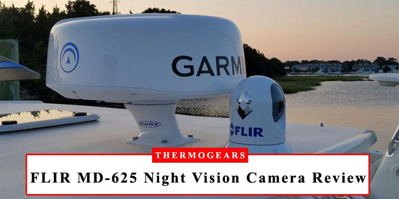 FLIR MD-625 Heat Seeking Night Vision Camera