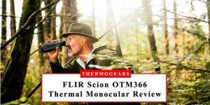 FLIR Scios OTM266 Thermal Monocular