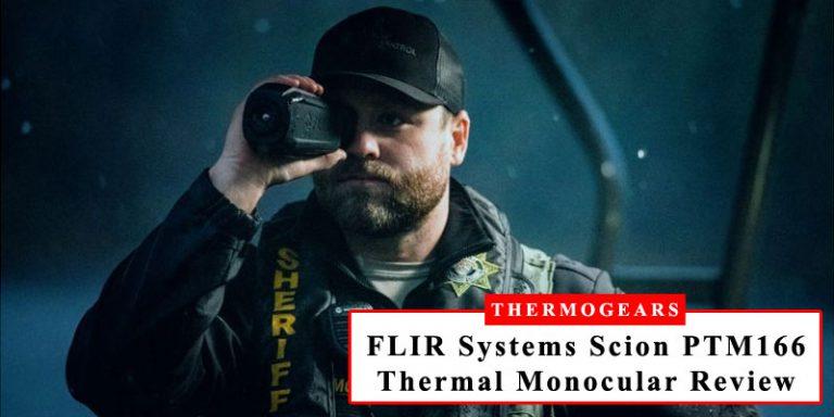 FLIR Systems Scion PTM166 Thermal Monocular