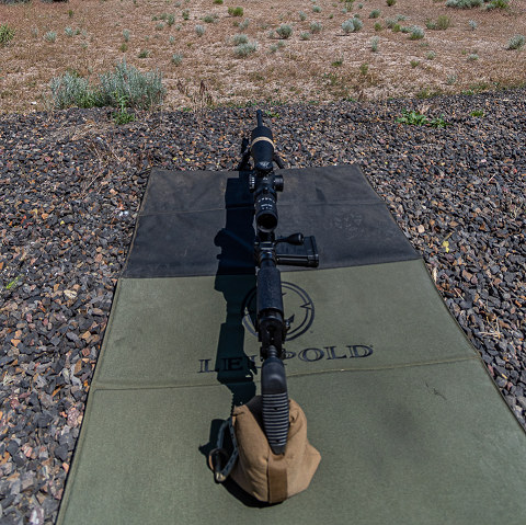 Leupold Mark Rifle Scope