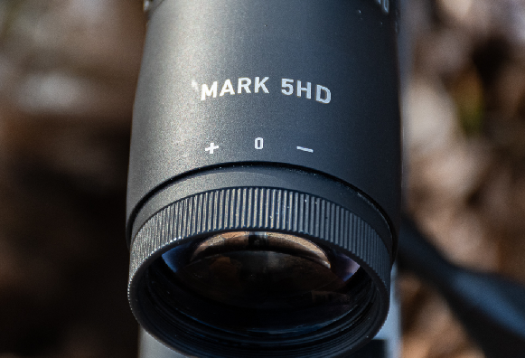 Leupold Mark Riflescope Turret 3