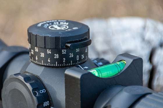 Leupold Mark Riflescope Turret