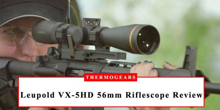 Leupold VX 5HD Riflescope Featured Image