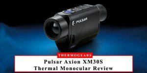 Pulsar Axion XM30S Thermal Monocular