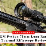 AGM Python Long Range Thermal Imaging Rifle Scope