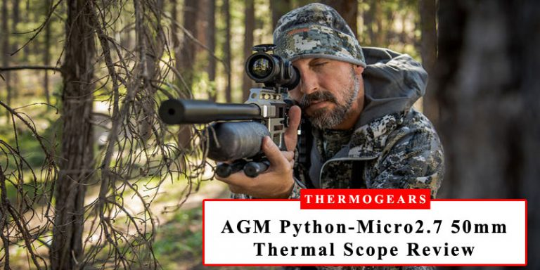 AGM-Python-Micro2.7-50mm-Compact-Thermal-Scope
