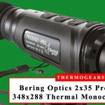 Bering Optics 2x35 Prodigy PRO 348x288 Thermal Monocular Review