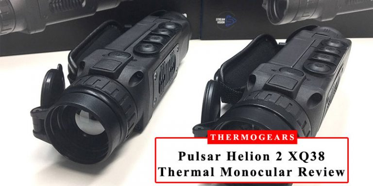 Pulsar Helion 2 XQ38 Thermal Monocular Review