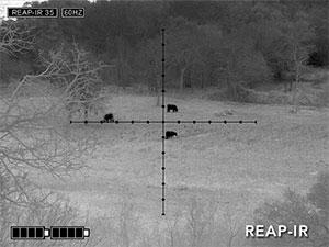 Reap IR 2 35mm riflescope