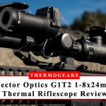 Sector Optics G1T2 System 1-8x24mm Thermal Imager Rifle Scope