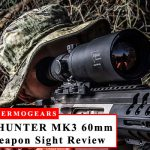 Trijicon IR HUNTER MK3 60mm Thermal Weapon Sight