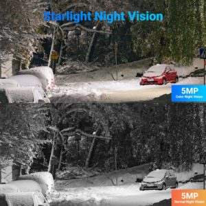 night vision camera quality