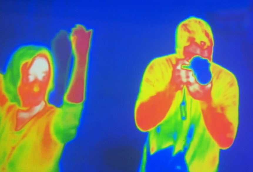 thermal camera image quality