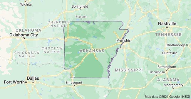 Arkansas night hunting